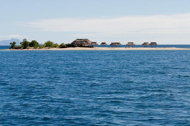 Snorkel Island.