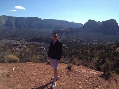 David's Trip to Arizona