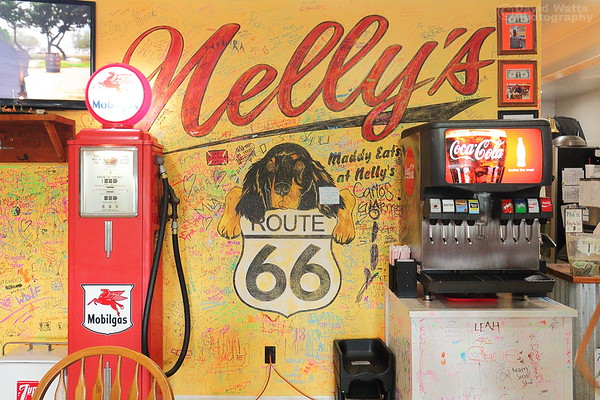 Nelly's in Wilmington Illinois
