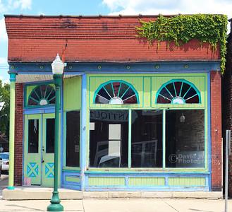 Old Shop. Wilmington Illinois