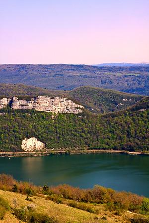 De l'Ain au Jura