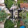 Sur les bords du Doubs - Jura - France
