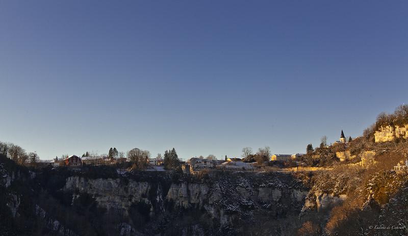 Vallée de l'Ain - Ain/Jura - France