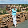 JoAnn at Dead Horse Point
