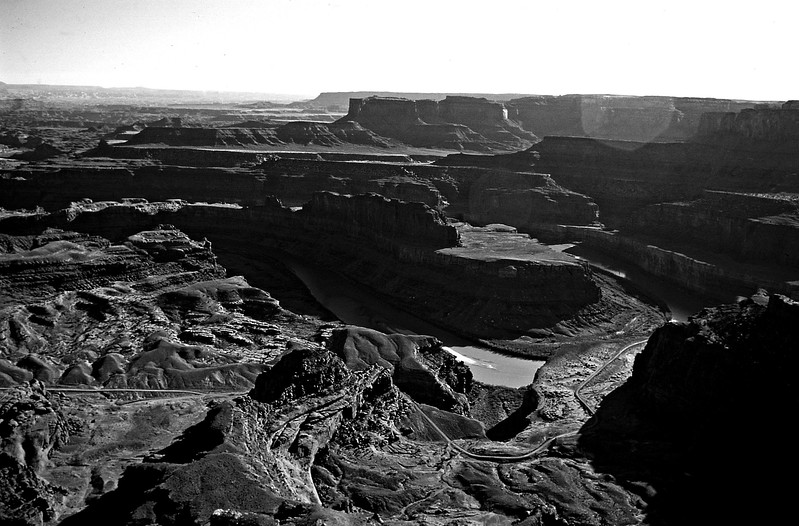 Wintertime at Dead Horse Point