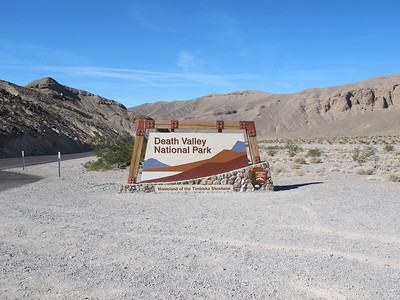 Death Valley 2012