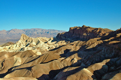 Another view from Zabriskie point.