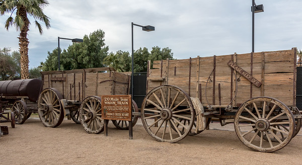 Death Valley Borax Museum