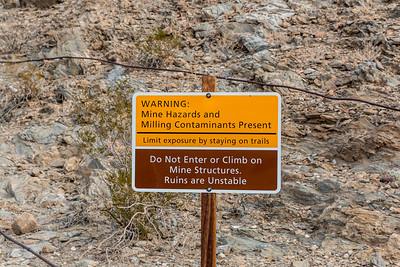 Death Valley Keane Wonder Mine