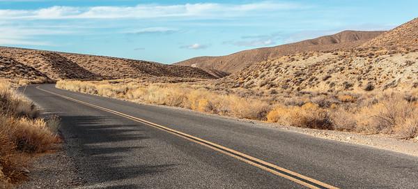 Death Valley Wildrose Charcoal Kilns