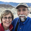 Selfie on Zabriskie Point