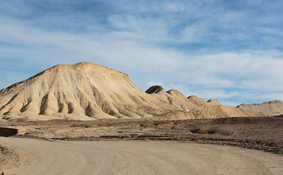 Death Valley Twenty Mule Team Canyon