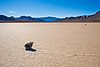Sailing Rock - Death Valley, Racetrack Playa