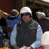 Bill in his new sunglasses