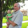 Ivy and  grandpa Jim