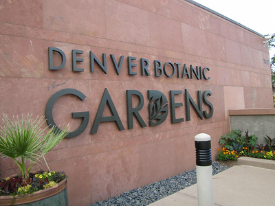 Denver Botanic Gardens June 2014-Part 3