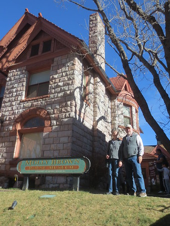 Denver Trip - Molly Brown House and Museum