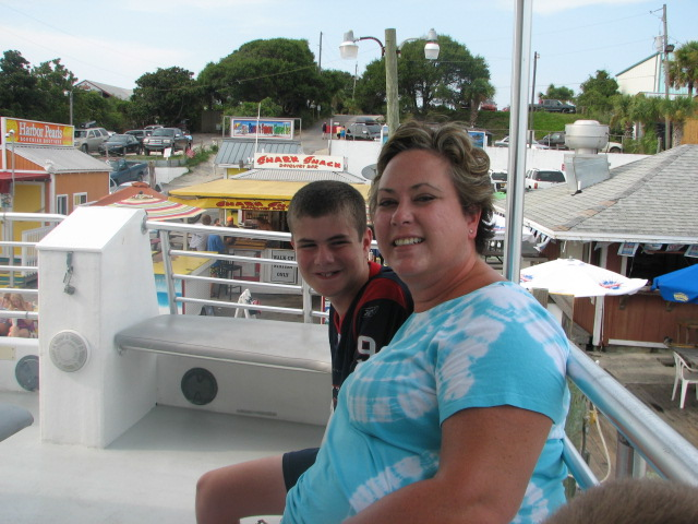 Kristie and Tyler