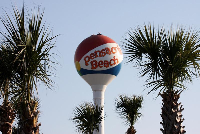 Pensacola Beach Water Tower