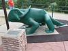 "Protoceratops at Dinosaur Park, Rapid City, SD. <a href=""http://www.roadsideamerica.com/story/10514"">http://www.roadsideamerica.com/story/10514</a>"