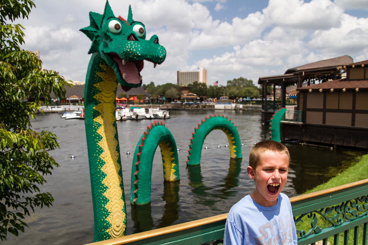 Lego Serpent
