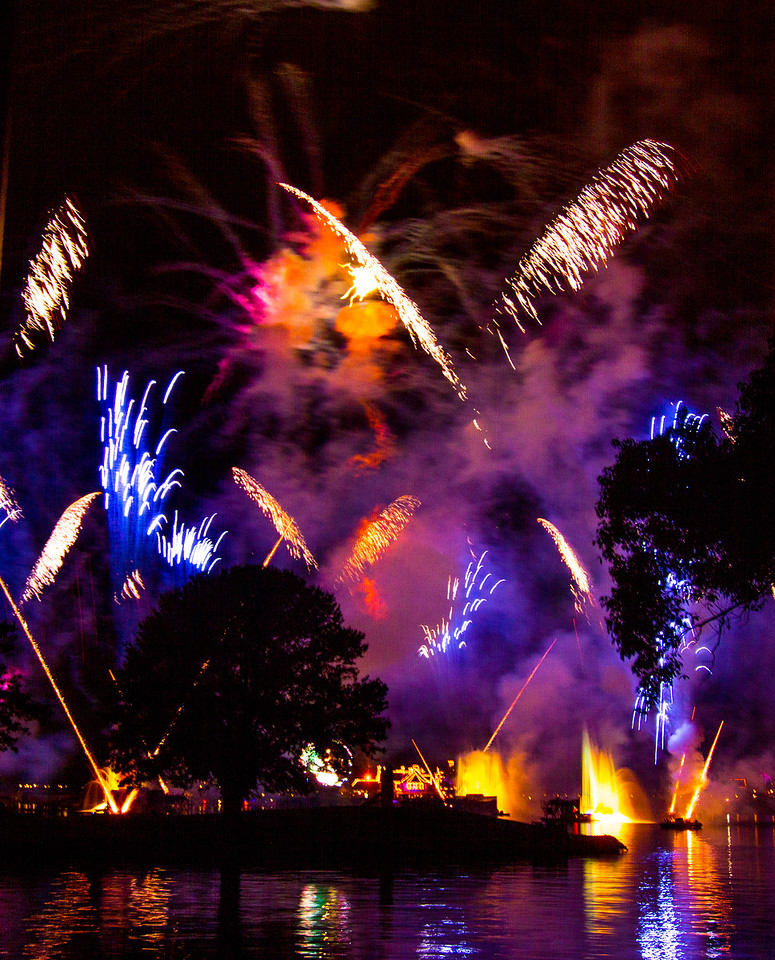 Epcot Fireworks.