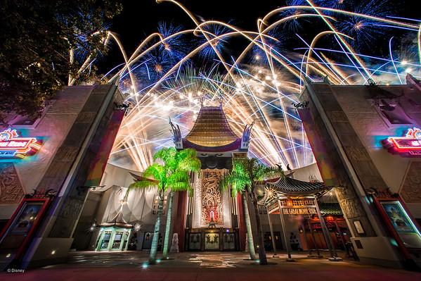 Disney 2017 - Hollywood Studio's