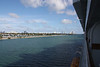 Miami from our stateroom.