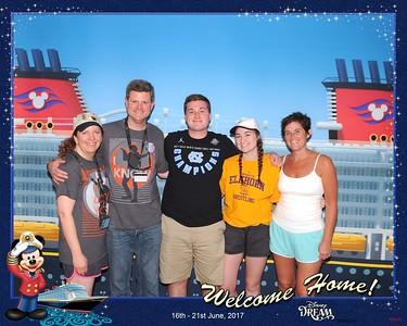 Disney Cruise June 2017 Professional Photos