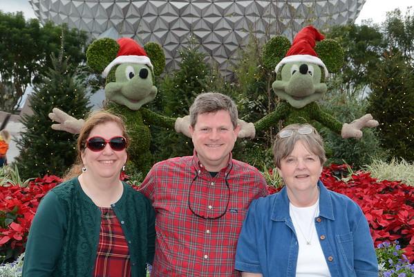 Disney December 2015 Professional Photos