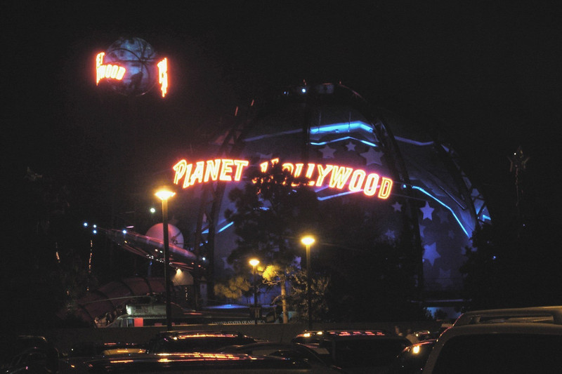 Disney Downtown 001<br /> Planet Hollywood