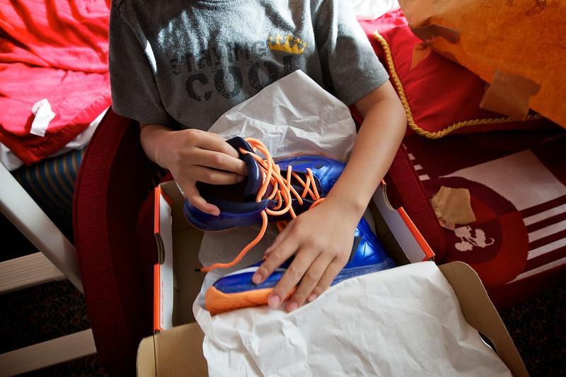 Nike LeBron shoes!!