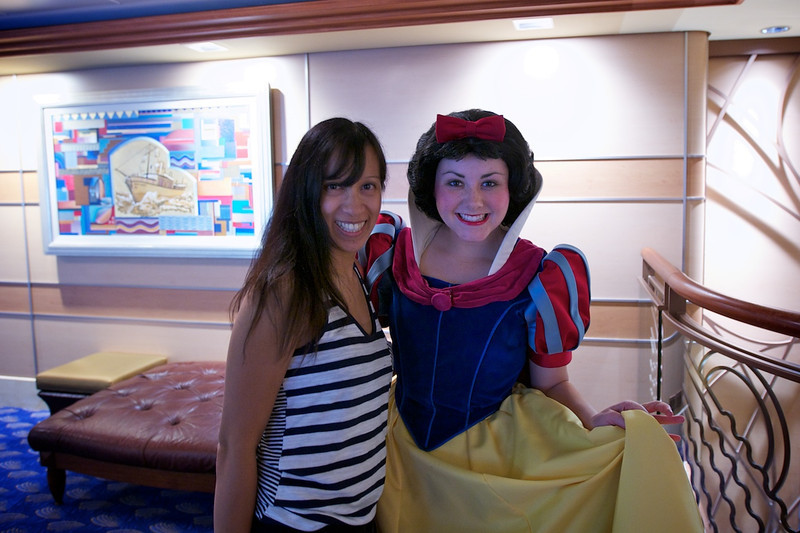 Saw Snow White passing by..so why not?