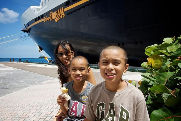 Disney Dream Cruise 2013