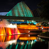 Epcot Fountain