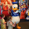 meeting Donald Duck