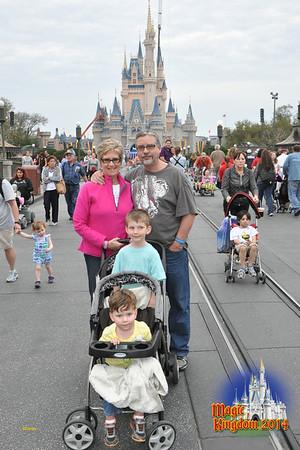 Disney March 2014