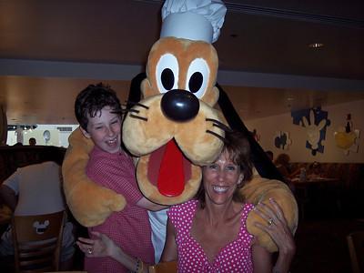 Disney May 2007
