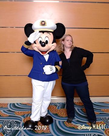 Disney Northern European Vacation