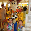 woody at lego land