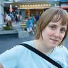 Sarah in Tomorrowland