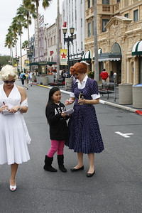 Lucy from I Love Lucy