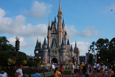 Disney World - Sept 2009