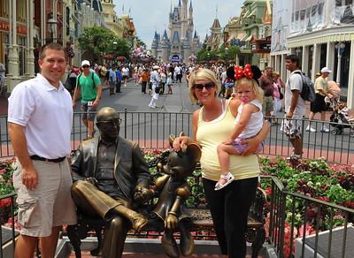 Disney World Trip, June 2011