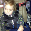 Opps! napping on the plane