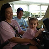 Leaving Orlando airport on the Disney bus