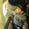 On plane - Disney here comes Nate