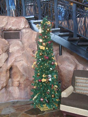 Disney in December 2007