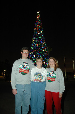 Disney in December 2008 - PhotoPass Pictures