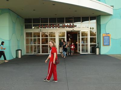 Disney in December 2008